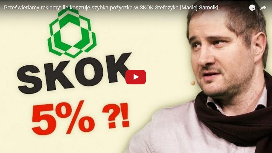 Analizuj oferty instytucji finansowych - Maciej Samcik